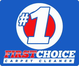 First Choice Carpet Cleaner Logo