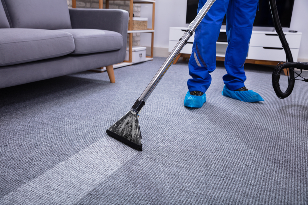 West Chicago Carpet Cleaning
